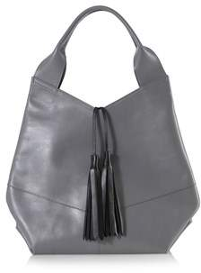 Joanna Maxham Afficianado In Grey Leather (nkl).