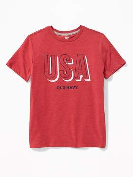 Old Navy Americana Graphic Tee for Boys