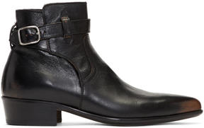 Paul Smith Black Dylan Boots