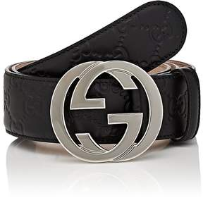 Gucci Men's Signature Leather Belt