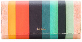 Paul Smith striped wallet