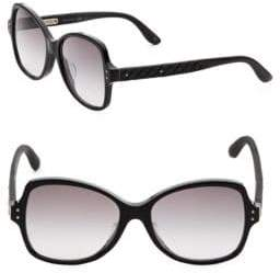 Bottega Veneta 56MM Gradient Sunglasses