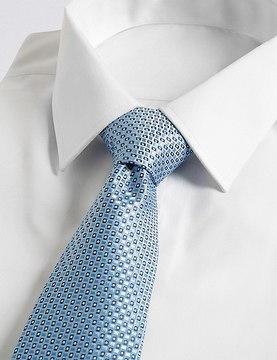 Marks and Spencer Geometric Print Tie