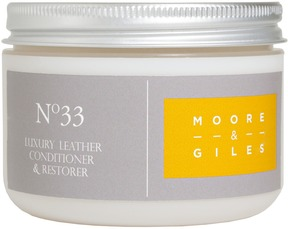Moore & Giles Luxury Leather Conditioner & Restorer No. 33