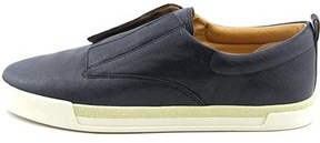Lucky Brand Womens Mandalay Leather Low Top Slip On.