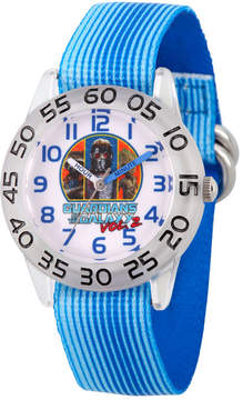 Marvel Guardian Of The Galaxy Boys Blue Strap Watch-Wma000126