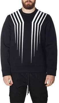Diesel Black Gold Men's Black Viscose Sweatshirt.