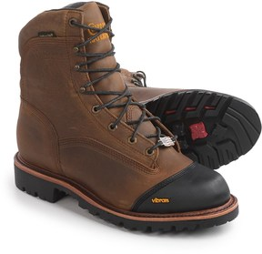 "Chippewa Apache Outdoor Leather Boots - Waterproof, Insulated, 8"" (For Men)"