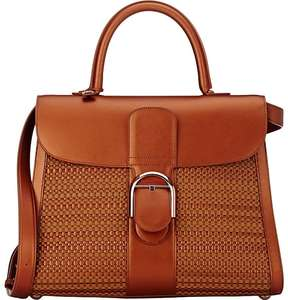 Delvaux Women's Brillant GM Sellier Satchel