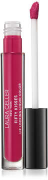 Laura Geller Fifty Kisses Lip Locking Liquid Color - Pink Pucker (red-pink)