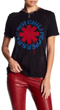 Eleven Paris ELEVENPARIS Red Hot Chili Peppers Tee