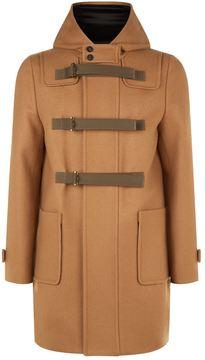 N°21 N 21 Hooded Flannel Duffle Coat
