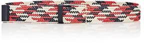 MAISON BOINET Women's Braided Cotton Belt