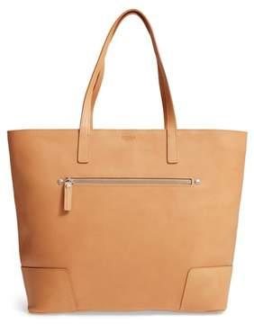 Shinola Leather Tote - Brown