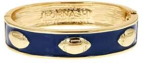 Fornash Enamel Football Bracelet