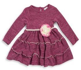 Sweet Heart Rose Sweetheart Rose Baby Girl's Crochet Dress