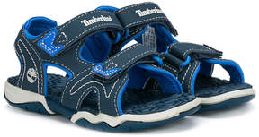 Timberland Kids touch strap sandals