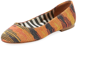 M Missoni Women's Space Dye Ballet Flat