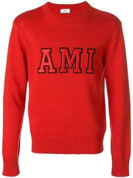 Ami Alexandre Mattiussi crewneck sweater
