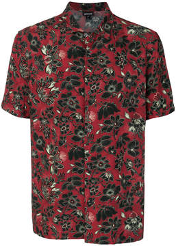 Just Cavalli floral printed shirt