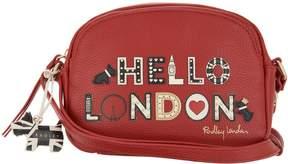 Radley London London Londons Calling Small Ziptop Crossbody