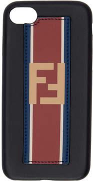 Fendi Black Leather Forever iPhone 6 Case