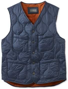 L.L. Bean L.L.Bean Signature Packable Quilted Camp Vest