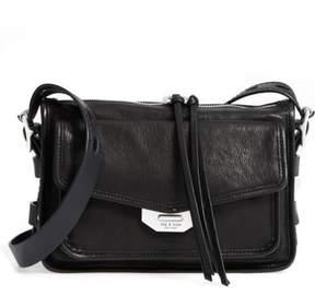 Rag & Bone Small Field Leather Messenger Bag