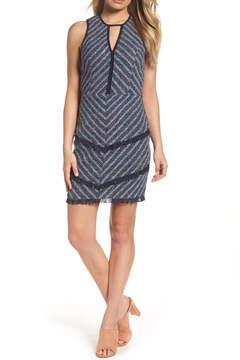 Adelyn Rae Hazel Jacquard Dress