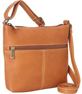 Le Donne Leather Women's Lifestyle Cross Body Bag