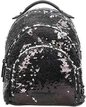 KENDALL + KYLIE Sloane Mini Sequin Embellished Backpack