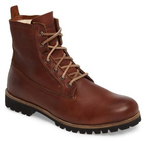 Blackstone Men's Im 12 Plain Toe Boot With Genuine Shearling
