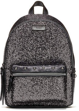 Victoria's Secret Victorias Secret Glitter Mesh Small City Backpack