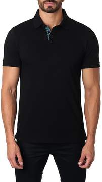 Jared Lang Men's Knit Cotton Polo