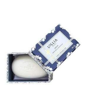Lollia Dream Boxed Shea Butter Soap, 8.75 oz.