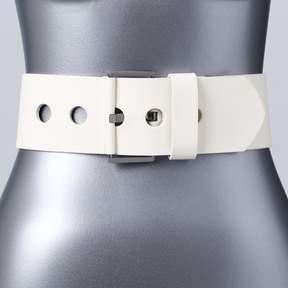 Vera Wang Women's Simply Vera Stretchy Wide Waist Belt