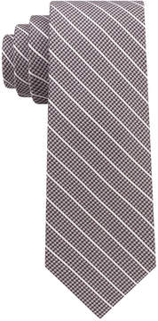 DKNY Men's Pillar Stripe Slim Tie
