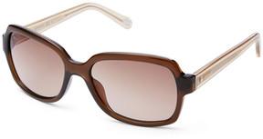 Fossil Dunedrift Rectangle Sunglasses