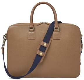 Aspinal of London | Small Mount Street Bag In Camel Saffiano | Camel saffiano