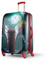 Disney Boba Fett Luggage - Star Wars - American Tourister - Large