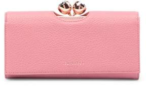 Ted Baker Tammy Textured Leather Bobble Matinee Wallet