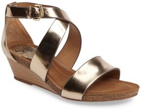 Sofft Women's Vita Strappy Wedge Sandal