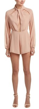 Cotton Candy Plunging Romper.