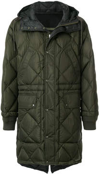 Moncler Alban quilted jacket