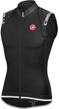 Castelli Entrata Full-Zip Jersey - Sleeveless
