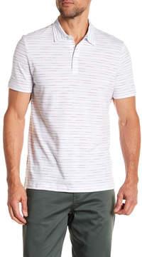 Perry Ellis Cotton 3-Button Polo Shirt
