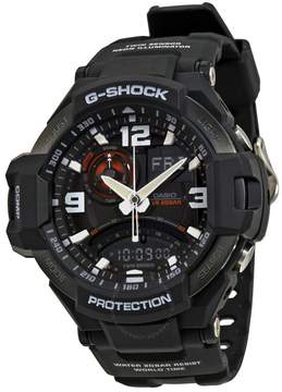 Casio G-Shock Aviation Black Resin Men's Watch