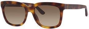 Safilo USA BOSS 0741 Rectangle Sunglasses