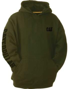 Caterpillar Trademark Banner Hooded Sweatshirt (Men's)