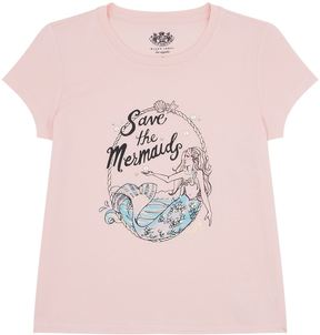 Juicy Couture Graphic Mermaid T-Shirt